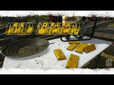 Gold Rush | Alaska | 5 Buckets Of Gold Part 1 | 4k Gaming