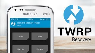 How to install TWRP Recovery for Samsung Galaxy S Duos 2 (GT-S7582) without PC