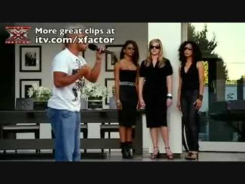 X Factor Judges 2009 X Factor 2009 J...