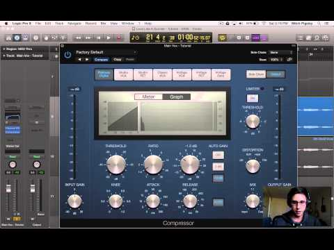Logic Pro X Tutorial - Vocal Production