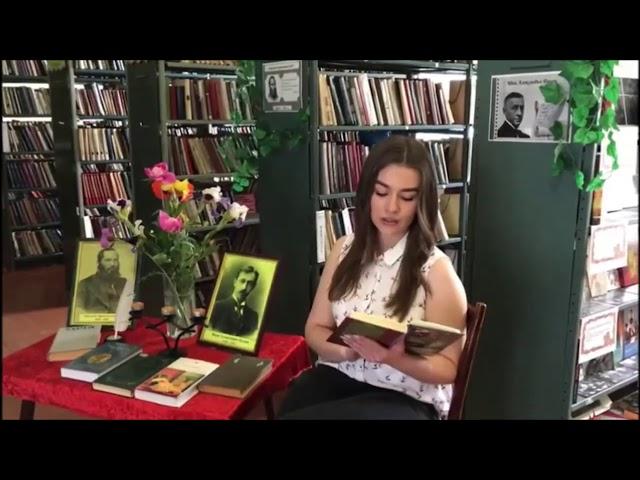 Ольга Дмитриева читает произведение «отрывок из рассказа Тёмные аллеи» (Бунин Иван Алексеевич)
