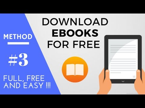 How To DOWNLOAD FULL BOOKS On Phone For FREE (EASY!) - Method#3
