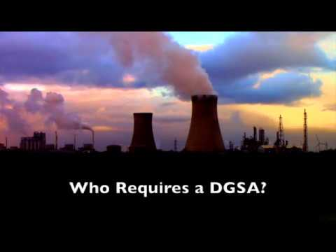 Who Requires a Dangerous Goods Safety Advisor (DGSA) ?