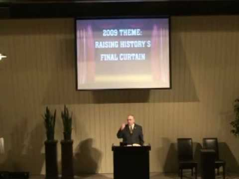 Rapture of the Church! 1 of 7 Pastor Richard Jordan