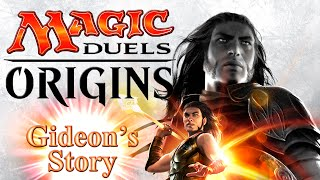 Magic Duels: Origins - Gideon Story, Deck Building, And Modes