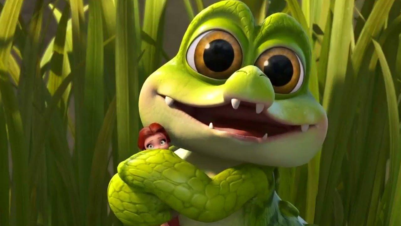 Captain Croc - The Crocodile Song / Disco Crocodile