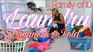 LAUNDRY 🧺 ORGANIZATION ROUTINE FT. POSHMARK