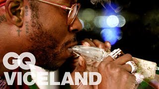 2 Chainz Smokes a 150000 Pipe  Most Expensivest  VICELAND  GQ