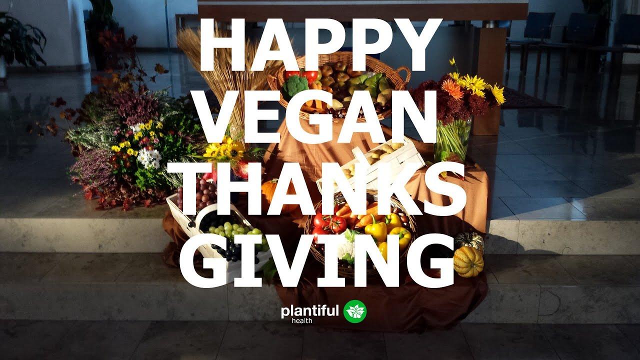 A Vegan Thanksgiving Wish! Free Specials eCards, Greeting ... |Happy Vegetarian Thanksgiving Day