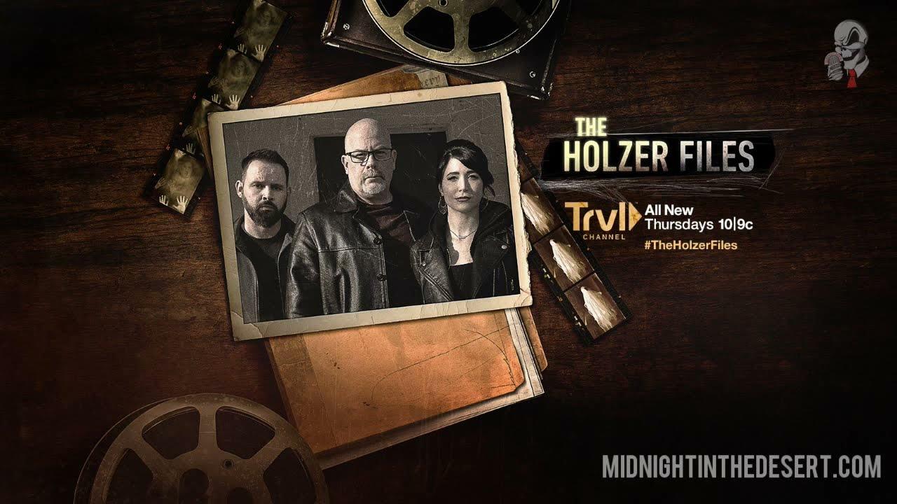 Download The Holzer Files - Travel Channel - Meet the Team - Hans Holzer - Darkness Radio with Dave Schrader