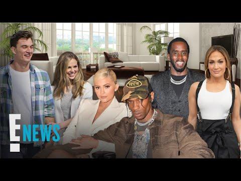 Ex Celebrity Couples Social Distancing Together   E! News