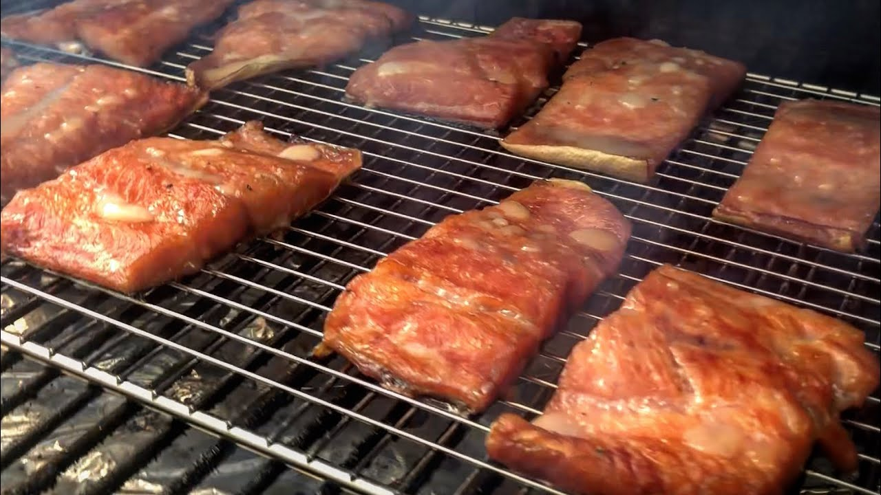Download Amazing Smoked Salmon!