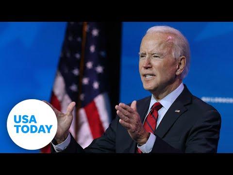 President Biden speaks to House Democratic Caucus | USA TODAY