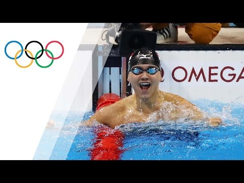 National anthem: The best of Singapore in Rio