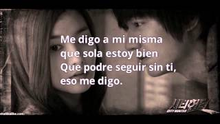 City Hunter - Suddenly (subtitulada al español)
