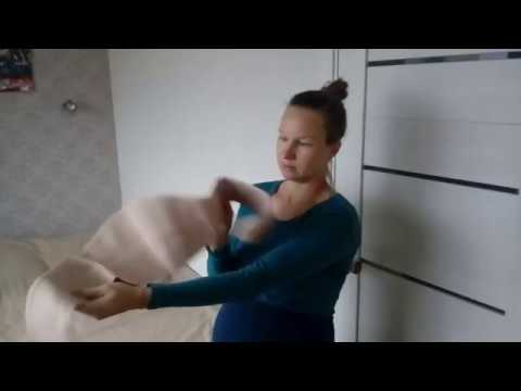 Как одевать бандаж фэст для беременных