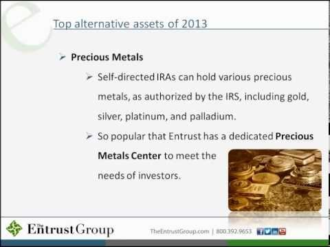 3 Most Popular Alternative Investments in 2013 and Emerging Trends in 2014