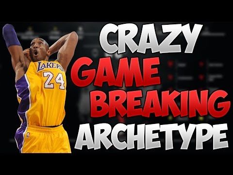 NBA 2K17 CRAZY GAME BREAKING ARCHETYPE AFTER PATCH 11! YOU WON'T BELIEVE IT!!