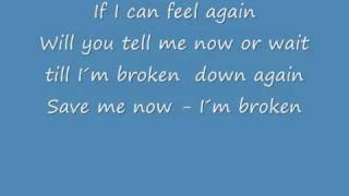 Sevendust - Broken Down (with lyrics)