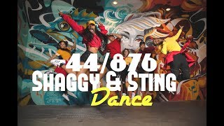 '44/876' Shaggy & Sting Dance |Prodigy Dance Crew| DanceOn |Amari Smith Choreo