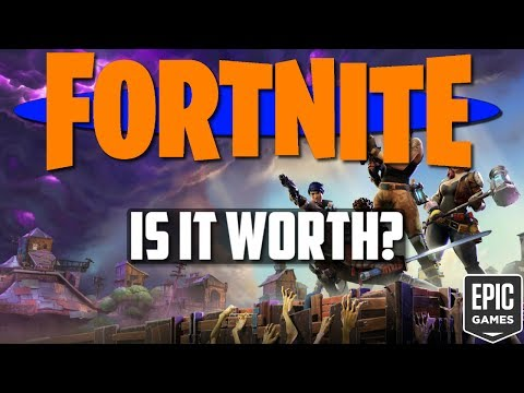 Fortnite Preorder and Founder's Pack Explained | Fortnite Information!