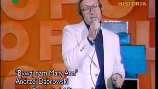 Andrzej Dąbrowski - Bywaj nam Mary Ann (TVP Opole 1975)