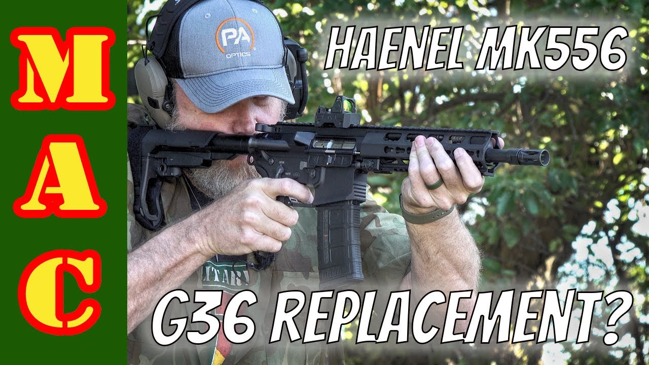 Haenel CR223 - Germany's G36 Replacement?