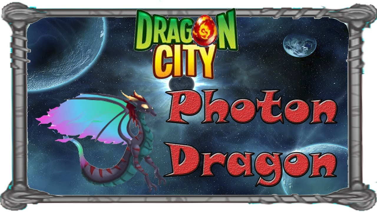 photon dragon----dragon city | Dragões |Photon Dragon Dragon City