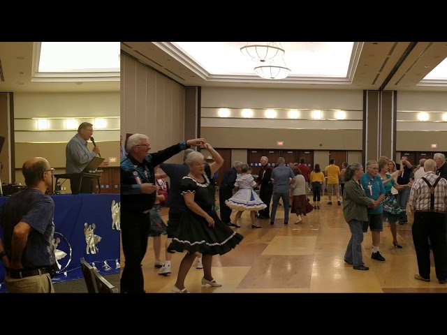 2018 Michigan Square Dance Convention -- 02 -- Jack Pladdys -- Give Me That Wink