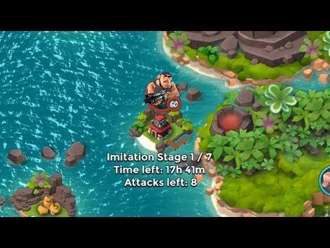 Boom Beach ONLY Bullit vs Imitation Game!!