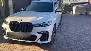 BMW X7 после 10000км. Косяки от BMW Автотор продолжаются