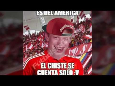 Memes de la derrota del América contra el Cali LigaAguila ...