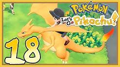 Wir FLIEGEN auf GLURAK! - Let's Play POKÉMON LET'S GO PIKACHU #18
