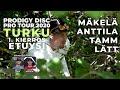 Prodigy Disc Pro Tour 2020 TURKU - MPO Feature Card 1. kierros etuysi