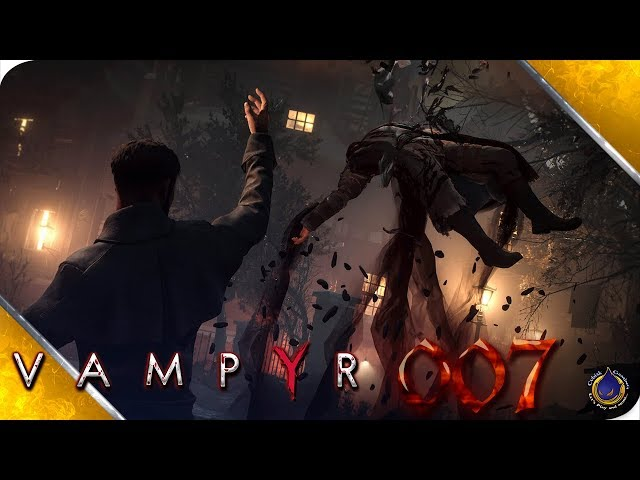 VAMPYR 💉 [007] Mein Groupie-Doktor
