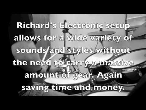 Richard Wilson Drummer and Educator promo video.