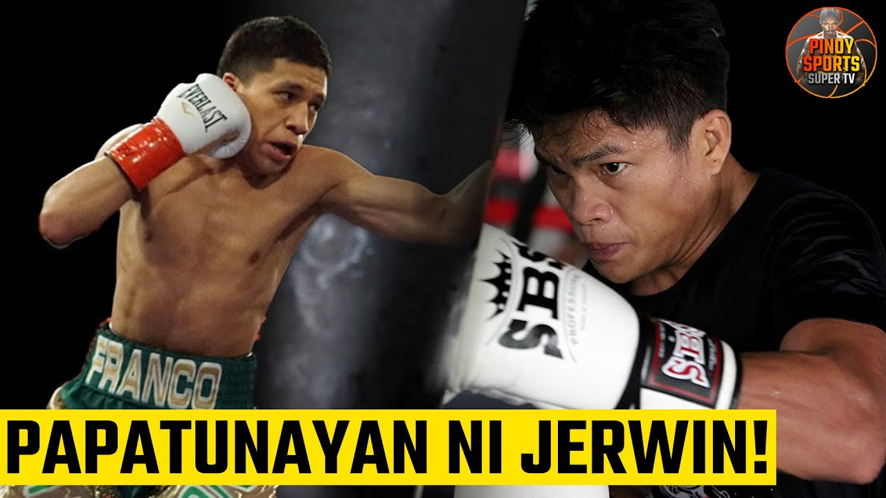 JERWIN ANCAJAS, FINALLY MAY UNIFICATION FIGHT NA?
