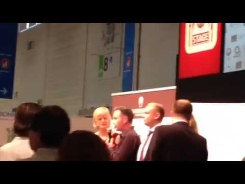 """Koch des Jahres"" - Anuga Cologne 2013"