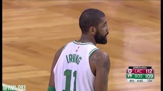 Kyrie Irving Highlights vs Los Angeles Clippers (33 pts, 8 ast)