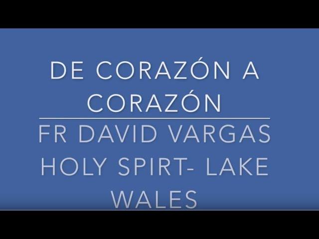 Martes 5ta Semana de Cuaresma   De Corazon a Corazon Fr David Vargas