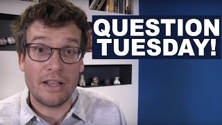 Question Tuesday: Wookiee Gunships, Sneezing Cessation, and Pizza