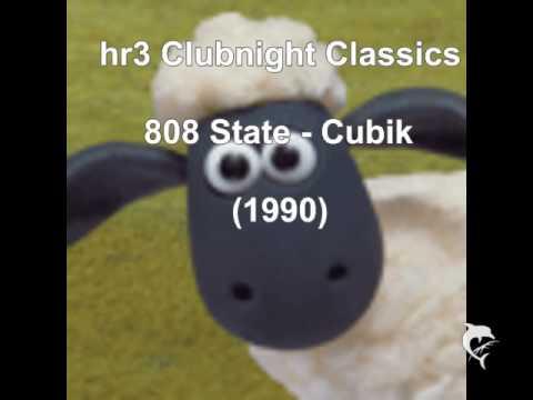 808 State - Cubik (1990)