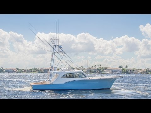 2013 47' Jersey Cape Express Enclosed - Mike Burke, HMY Yacht Broker