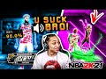 I got called out by Snagaholic... NBA 2K21