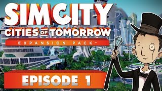 Cities of Tomorrow - SimCity [HD+] #01: New New York! ★ Let