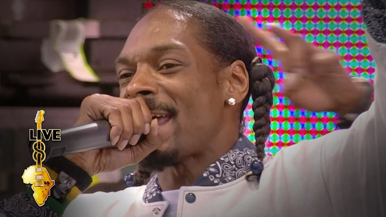 Download Snoop Dogg - Who Am I (What's My Name)? (Live 8 2005)