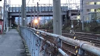 701系0番台秋アキN18編成入換2