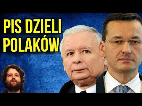 PIS i Morawiecki Szczuje Polaków na Polaków - Komentator