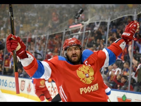 Ovechkin Still Says He Is Going to the 2018 Olympics