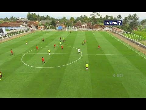 Lapangan Sepak Bola Desa Cisayong Memenuhi Standar Kualifikasi Internasional